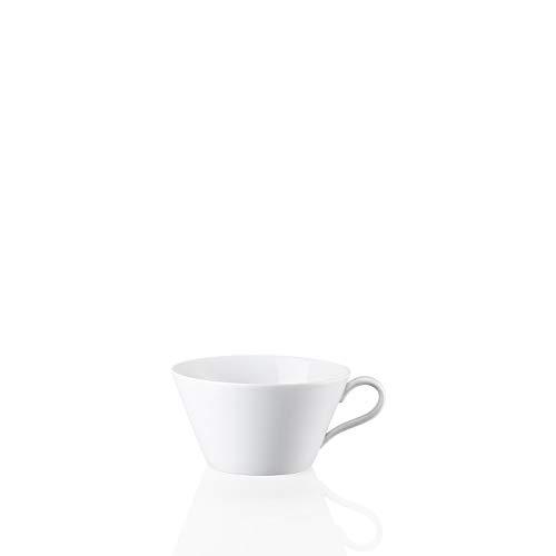 Arzberg Porzellan Tric weiss Cafe au lait - Obertasse 6er Set