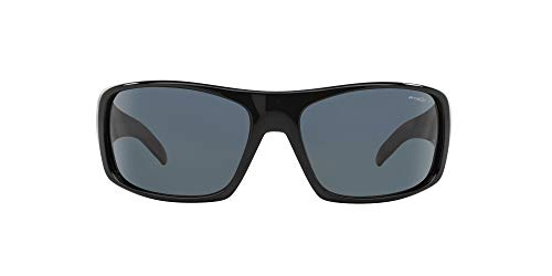 Arnette 0AN4179 41/81 66 Occhiali da sole, Nero (Black/Polargray), Uomo