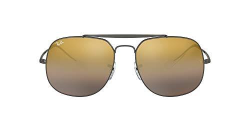 Ray-Ban MOD. 3561 Ray-Ban Sonnenbrille MOD. 3561 Aviator Sonnenbrille 57, Silber