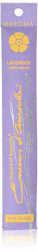 Maroma EDA Incense, Lavender, 10 Count