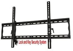 Anti Theft Locking Tilt TV Wall Mount Bracket for LG 47LN5400 LED HDTV TV**Key Locking**