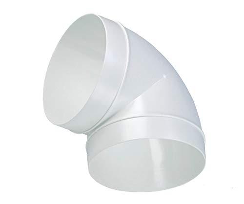 Rohrbogen für die Zu- und Ablufttechnik 150erR 90°