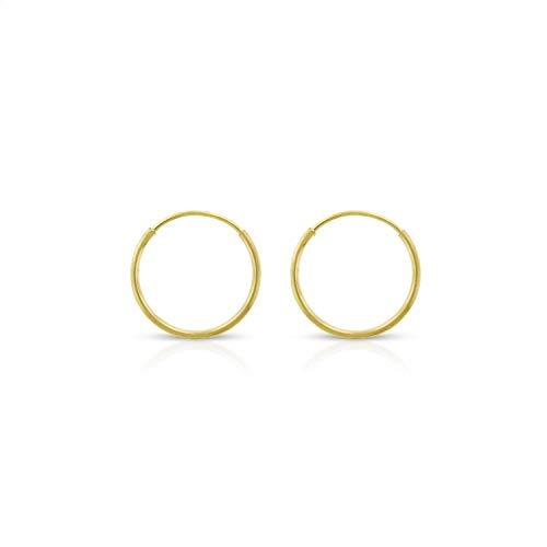 Top 10 Best Buy 24K Gold Earrings Comparison