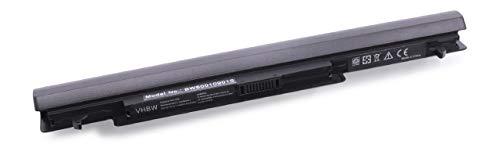 vhbw Li-ION Batterie 4400mAh (14.8V) pour Ordinateur Portable ASUS A46,A46C,A46CA,A46CA-WX043D,A46CM,A46CM-WX085V comme A31-K56,A32-K56,A41-K56,A42-K56