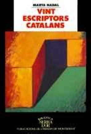 Vint escriptors catalans
