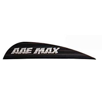 AAE Max Stealth Vane Black 100 pk.