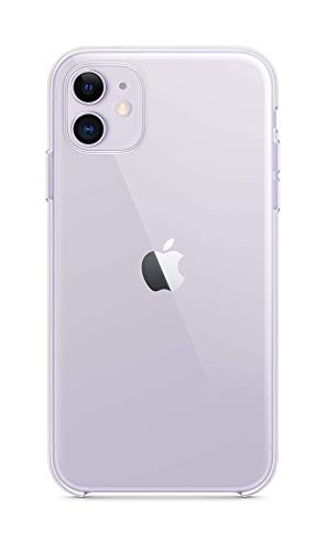 Apple Clear Case (für iPhone 11)