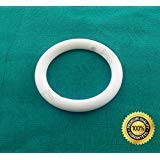PrimeSurgicals Silicon Pessary Ring 80 mm and Inner Diameter 60 mm (White)