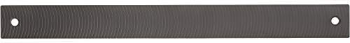 BGS 3217   Lima de carrocero   gruesa   fresado media caña   350 x 35 x 4 mm