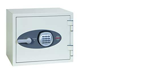 Phoenix FS1281E Titan feuerfester Dokumententresor für 60 min. Papier, DVD, CD, HxBxT: 35,2 x 41,2 x 36,3 cm 29 kg