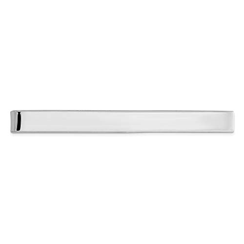 925 Sterling Silver Tie Bar Man Tac Fine Jewelry For Dad Mens Gifts For Him