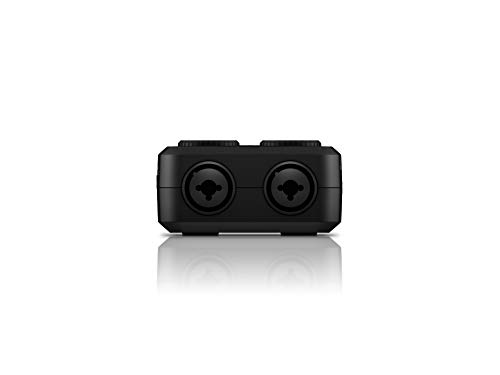 IK MUltimedia iRig Pro Duo I/O - Universelles Zweikanal-Audio-/MIDI-Interface für iPhone, iPad, Android und MAC/PC - 6