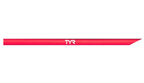 TYR Silicone Hand Paddle Replacement Swimming Equipment, Red, All