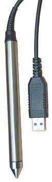 Albasca PEN-400 Barcode-Lesestift mit integriertem Dekoder USB