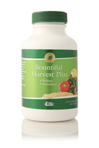 4life Bountiful Harvest Plus Daily Vegetable Supplement 180 Capsules by 4Life
