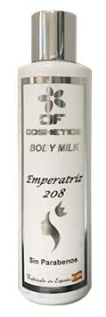 Body Milk Perfumado CIENFRAGANCIAS (Emperatriz)