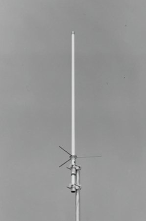Comet Original GP-1 146/446 MHz Dual Band Heavy-Duty Fiberglass Vertical Base Antenna - 4' 2', SO-239 Connector