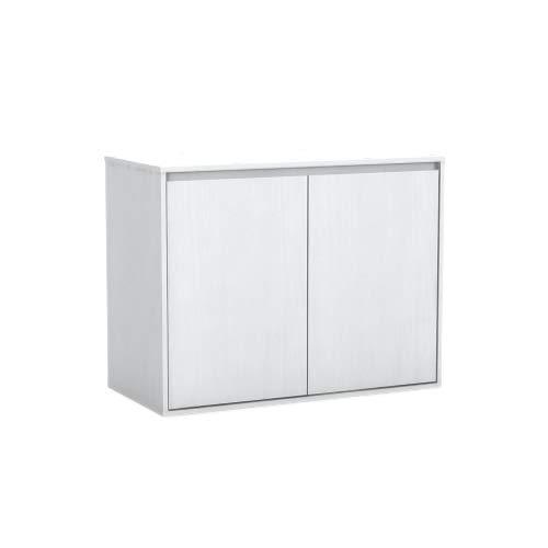 ジェックス アクアラックウッド900WH?幅90×奥行き45cm以下水槽用 組立式水槽台 ホワイト