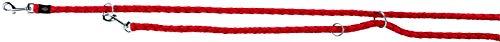 Trixie 143503 Cavo V~Leine, S–M: 2,00 m/ø 12 mm, rot