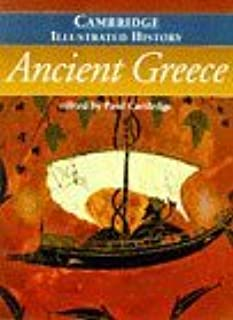 The Cambridge Illustrated History of Ancient Greece (Cambridge Illustrated Histories) (1997-11-20)