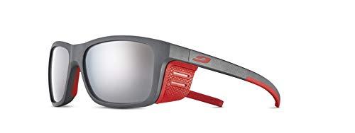 Julbo J5152321 - Gafas de sol para bebé, unisex, color gris oscuro/rojo, 4-8 años