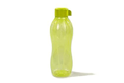 Tupperware Eco - Botella rellenable (750 ml), color amarillo