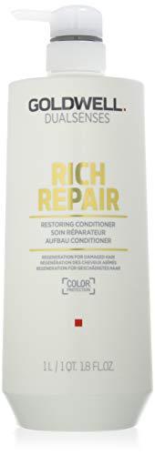 Goldwell Dualsenses Rich Repair Restoring Conditioner, 1er Pack (1 x 1 l)