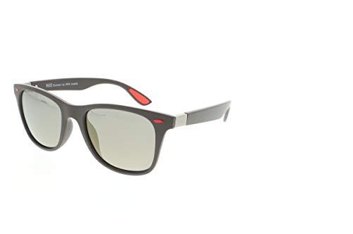 HIS Unisex HPS08115-3 Sonnenbrille, Braun, 52-21-143
