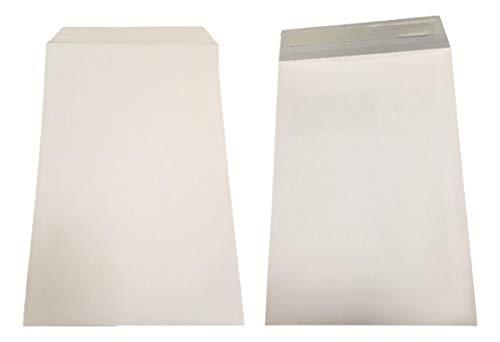 20 Gran A4 bolsa de correo de sobres - C4 papel blanco tamaño 90g 229 x 324 mm sobre blanco
