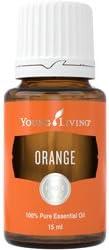 Aceite esencial de naranja de Young Living, 15ml