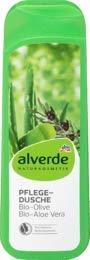 alverde NATURKOSMETIK Duschgel Olive Aloe Vera, 1 x 250 ml