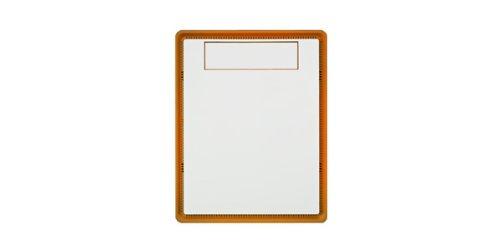 BitFenix Solid-Front Panel für Prodigy (M) Gehäuse - weiß/orange