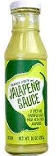 Trader Joe's Jalapeno Sauce 10 oz (Pack of 2)