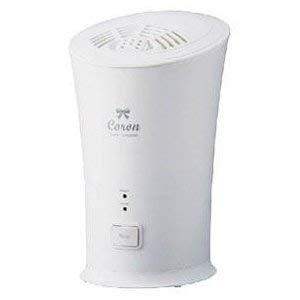 アピックス スチーム式アロマ加湿器(マットホワイト) AHD-058-WH