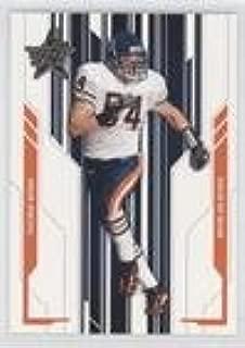 Brian Urlacher (Football Card) 2005 Leaf Rookies & Stars - [Base] #17