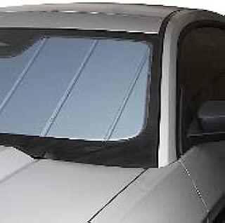 Covercraft UVS100 Custom Sunscreen: 2008-17 Fits Mitsubishi Lancer (Blue Metallic) (UV11071BL)