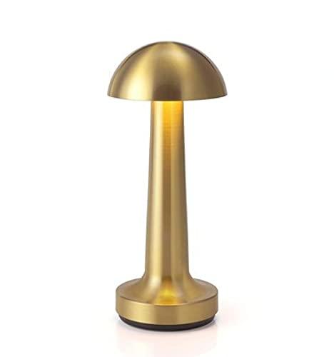Lámpara de mesa moderna lámpara de barra LED portátil luz de mesa recargable USB luces para decoración de la habitación bar café noche lámparas lámpara de iluminación táctil