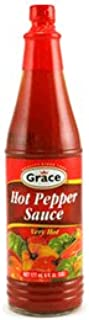 Grace Hot Pepper Sauce 6oz 9 Pack