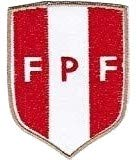 MAREL Patch Perú Selección Fútbol FIFA Soccer parche