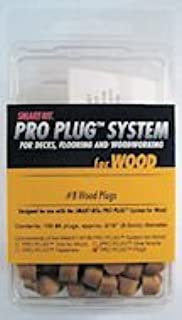 PRO-PLUG System - For Cumaru- 100 pc Component PackPlugs Only - 5/16