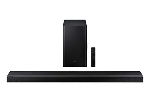 Samsung HW-Q70T 3.1.2-Channel Dolby Atmos DTS:X Sound Bar with Wireless Subwoofer $397.99