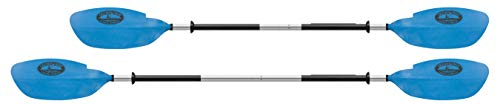 TRAC Outdoor Products Curved Kayak Paddle, 7ft -...
