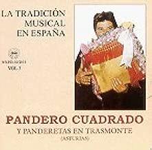 LA TRADICIÓN MUSICAL EN ESPAÑA Vol.3-PANDERO CUADRADO Y PANDERETAS EN TRANSMONTE : Amazon.es: Música