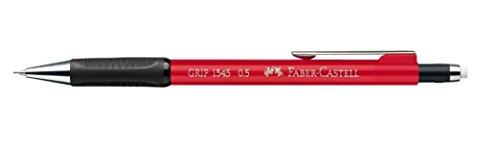 ファーバーカステル TK-FINE GRIP 2 シャープペンシル 0.5mm ブライトレッド