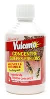 SOLUTION CONCENTRE POUR Pesticides GUEPES ET FRELONS