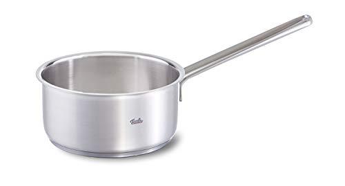 Fissler paris / Edelstahl-Stielkasserolle (1,4 L - Ø 16 cm) mit Schüttrand, spülmaschinen-und backofengeeignet - Induktion
