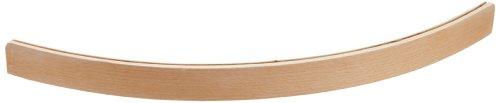 Adhome - Porte-Cartes à Jouer Arrondi en Bois 50 cm