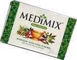 Medimix 3x Baden Ayurvedische Seife mit 18Kräutern je 125g