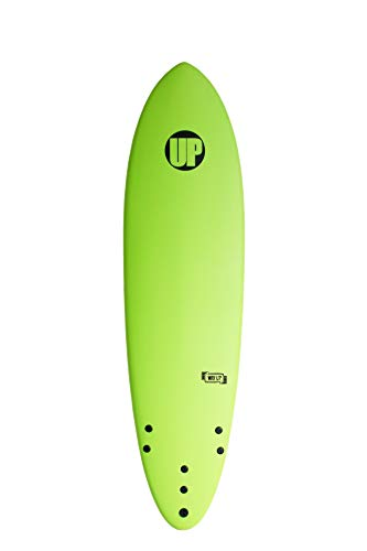 UP - SOFTBOARD Way 7' - Verde