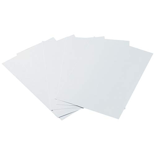 Amazon Basics Removable Print or Write Labels for Laser and Inkjet Printers, 0.75 Inches, Round, 1008-Pack